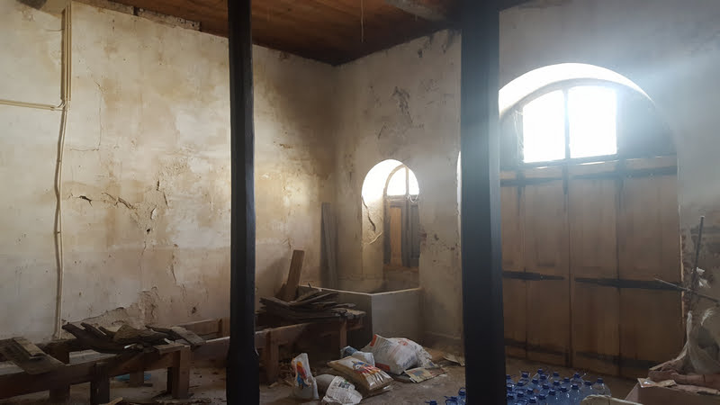 The Old manor House, renovation Portugal