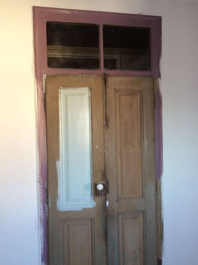 decorating an old manor house in portugal